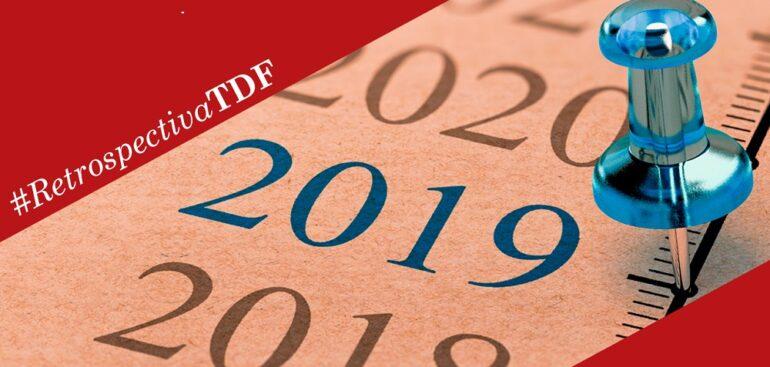 retrospectiva 2019 TDF Gestão Contábil